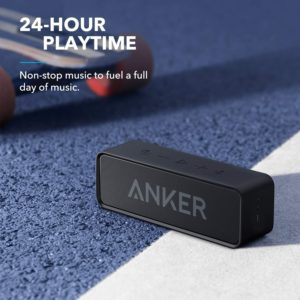 Anker Portable Wireless Speaker for iPhone and Android Phone