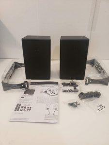 Insignia - 2-way Indoor/outdoor Speakers (Pair)