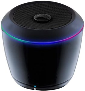 iLive ISB14B Portable Bluetooth Speaker, Black