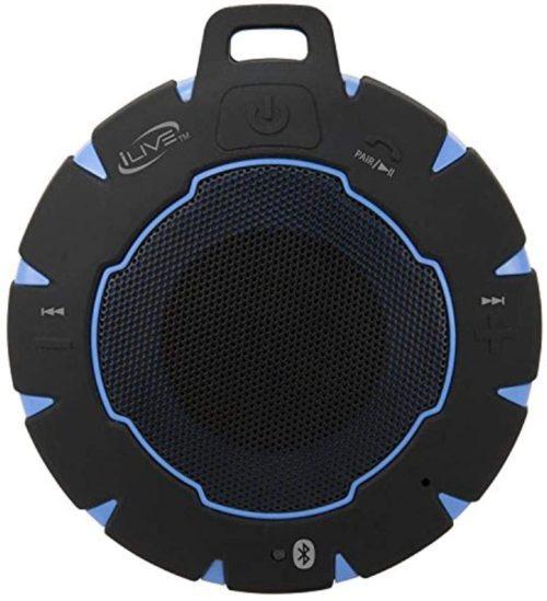 iLive Waterproof Wireless Speaker