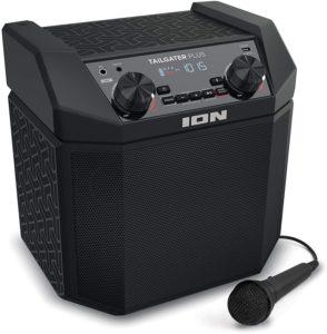 ion portable bluetooth speaker