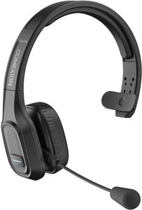 COMEXION Trucker Bluetooth Headset V5.0, Wireless Headphone