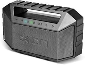 Waterproof Stereo Boombox with Bluetooth