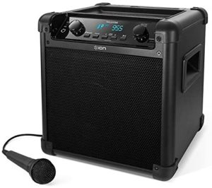 Portable Bluetooth PA Speaker with Mic