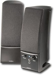Insignia Stereo 2.0 Computer Speakers