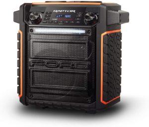 Ultra-Portable 100-Watt Wireless Water-Resistant Speaker