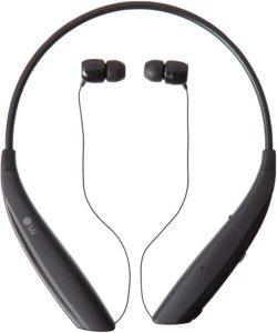 LG TONE Ultra Α Bluetooth Wireless Stereo Neckband Earbuds