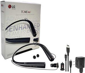 LG Tone 780 Black