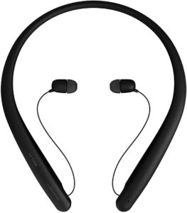 LG Tone Style HBS-SL5 Bluetooth Wireless Stereo Neckband Earbuds