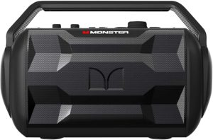 Monster Nomad-Portable Indoor-Outdoor Bluetooth and NFC Speaker