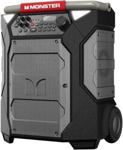 Monster Rockin' Roller 270 Portable Indoor/Outdoor Wireless Speaker