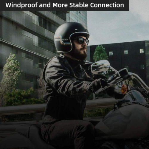 Waterproof Motorcycle Sports Headset