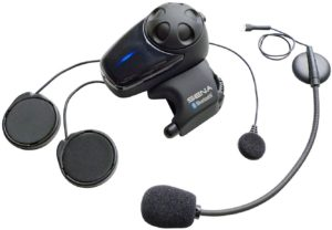 Bluetooth Headset Intercom with Universal Microphone